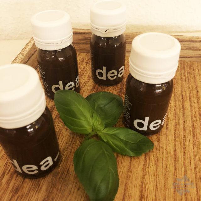 RINGANAdea_ _ - das Leichtgewicht, Tee, Teegetränk, Teeshot, Abnehmen, Bauchfett, Detox, detoxen, Dea, Ringana