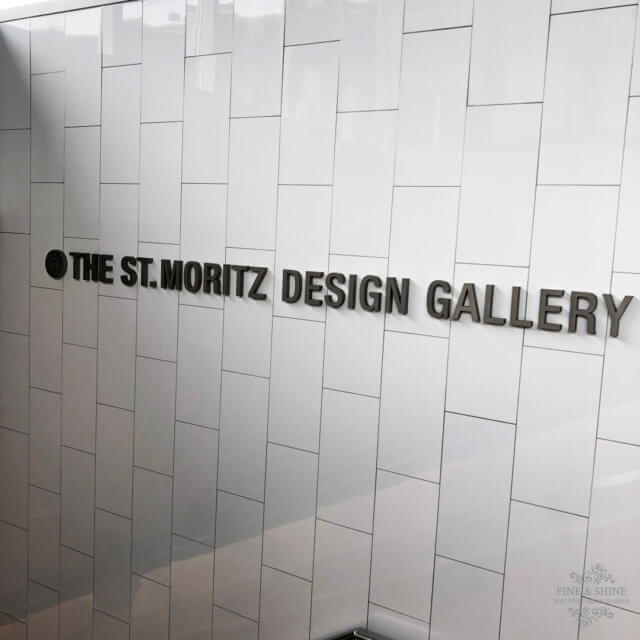The St. Moritz Design Gallery