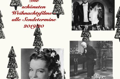 Die schönsten Weihnachtsfilme - alle Sendetermine 2019/20