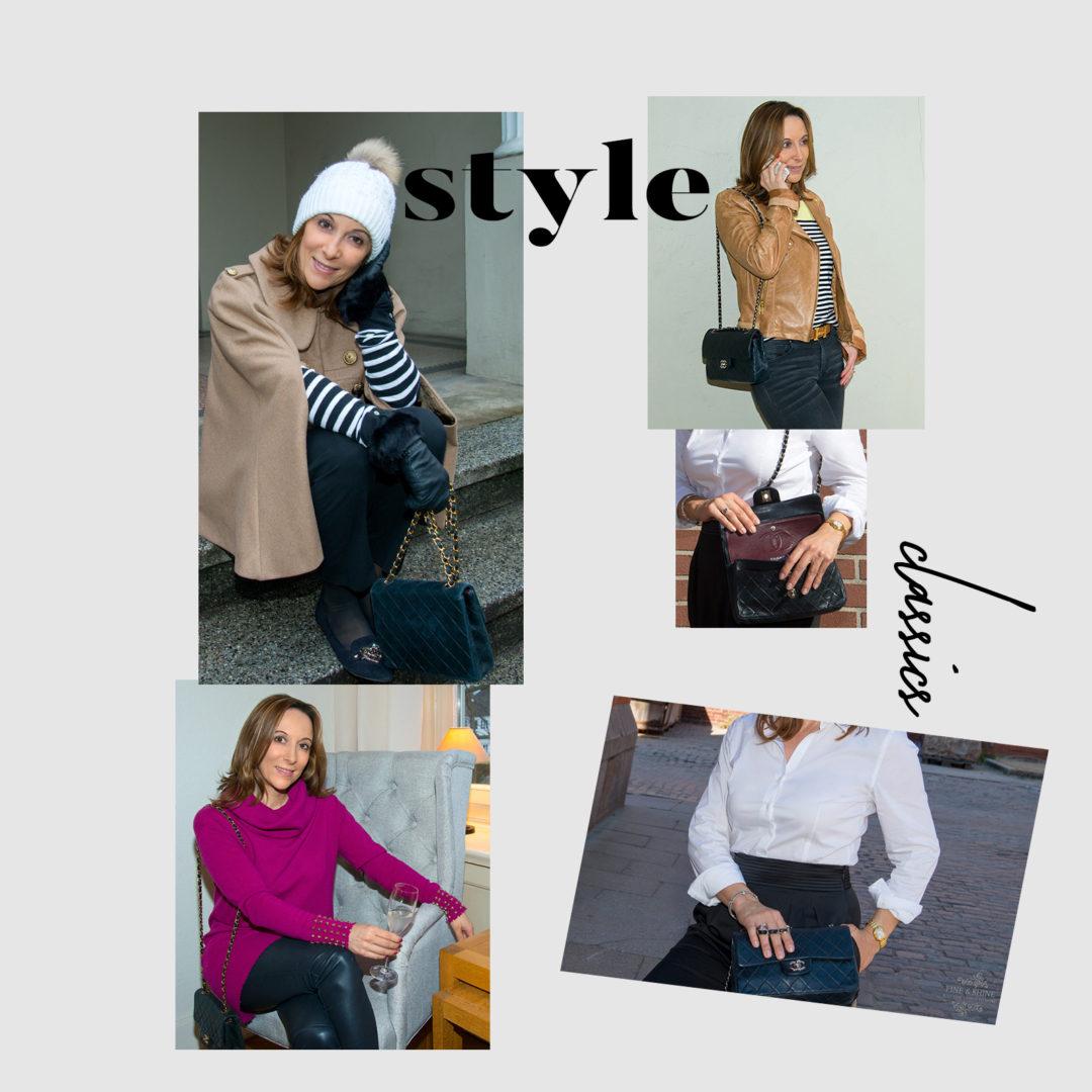 Style Classics - Chanel Bag, Investmenttasche, Investment Tasche, It-Bag, Handtasche, Kultische, Chanel, Coco Chanel, Chanel 2.55, Stepptasche, Style Classics, Stilklassiker, Klassiker, zeitlos, elegant,