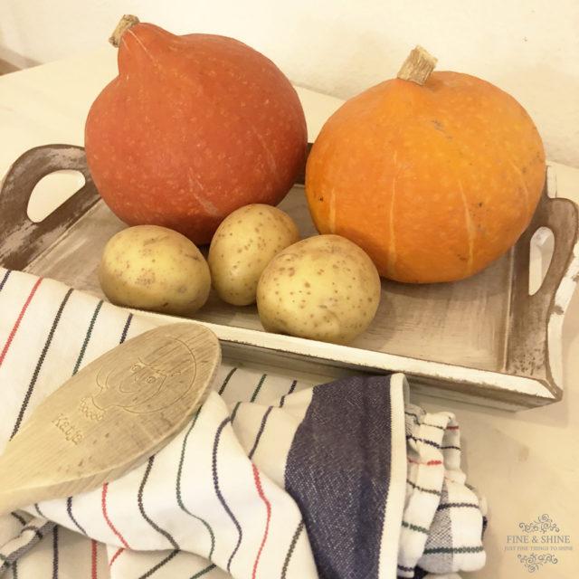 Anka-food-more, Hokkaido, Ingwer, Kartoffel, Kartoffeln, Kocbek, Kürbis, Kürbiskerne, Kürbisöl, Kürbissuppe, slowenische Spezialitäten, Zitronengras, Kürbissuppe (mit Ingwer und Zitronengras),