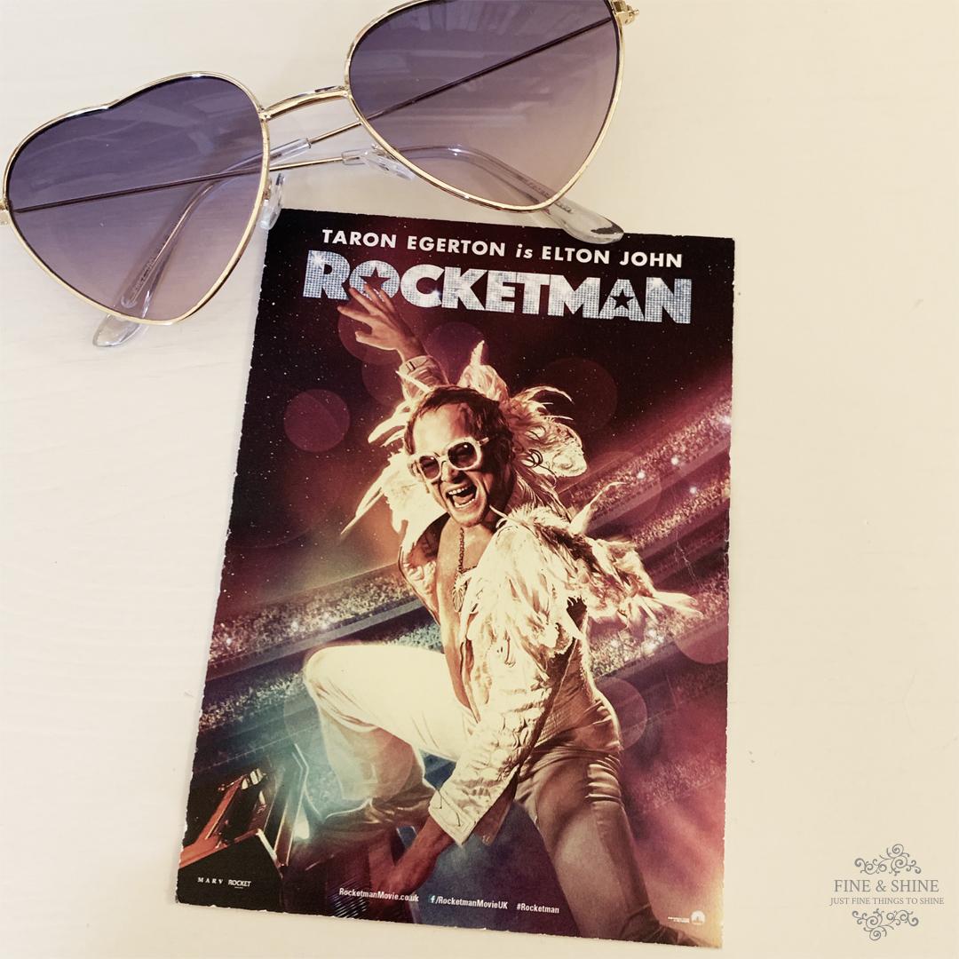 UK-Premiere von ROCKETMAN und meine Filmkritik