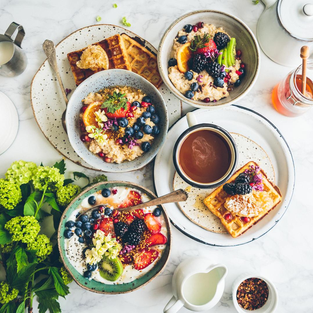 Gesunde und leckere Frühstücksideen