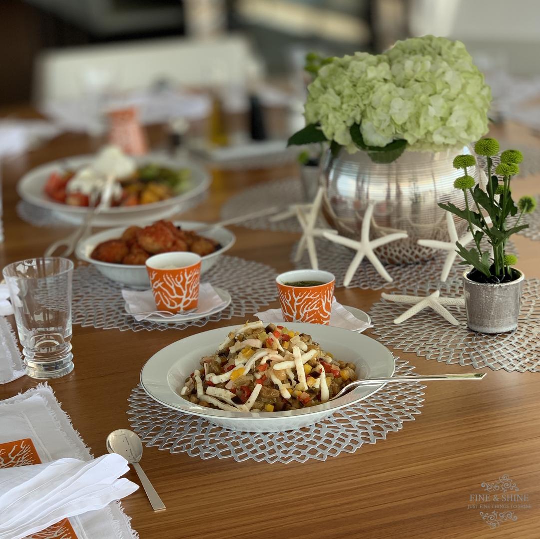 Caponata Siciliana – ein sizilianischer Gemüseeintopf
