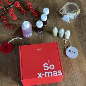 Geschenkes zu Weihnachten von Ringana