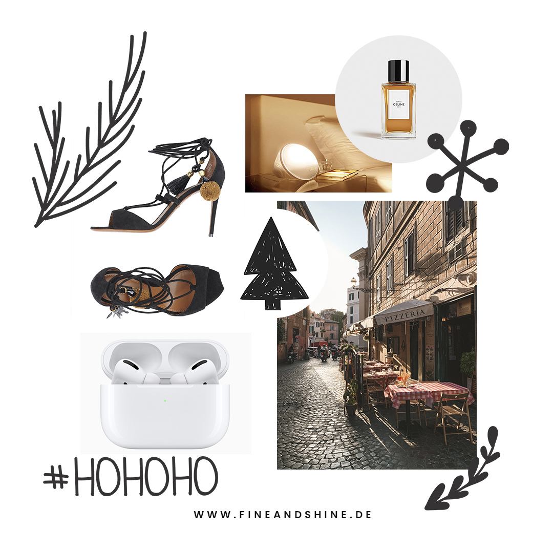 Was ich mir zu Weihnachten wünsche….
