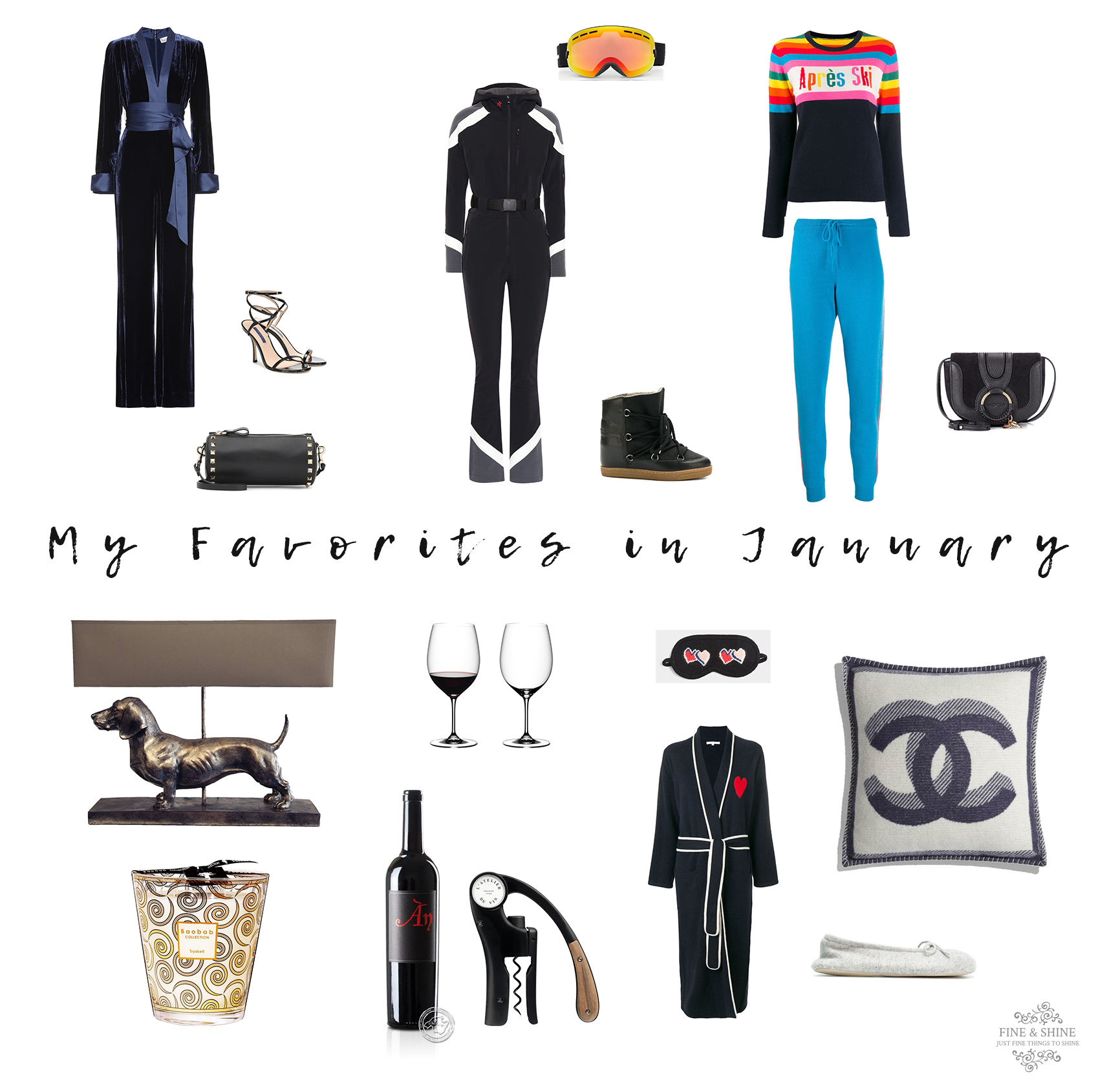 My Favorites in January