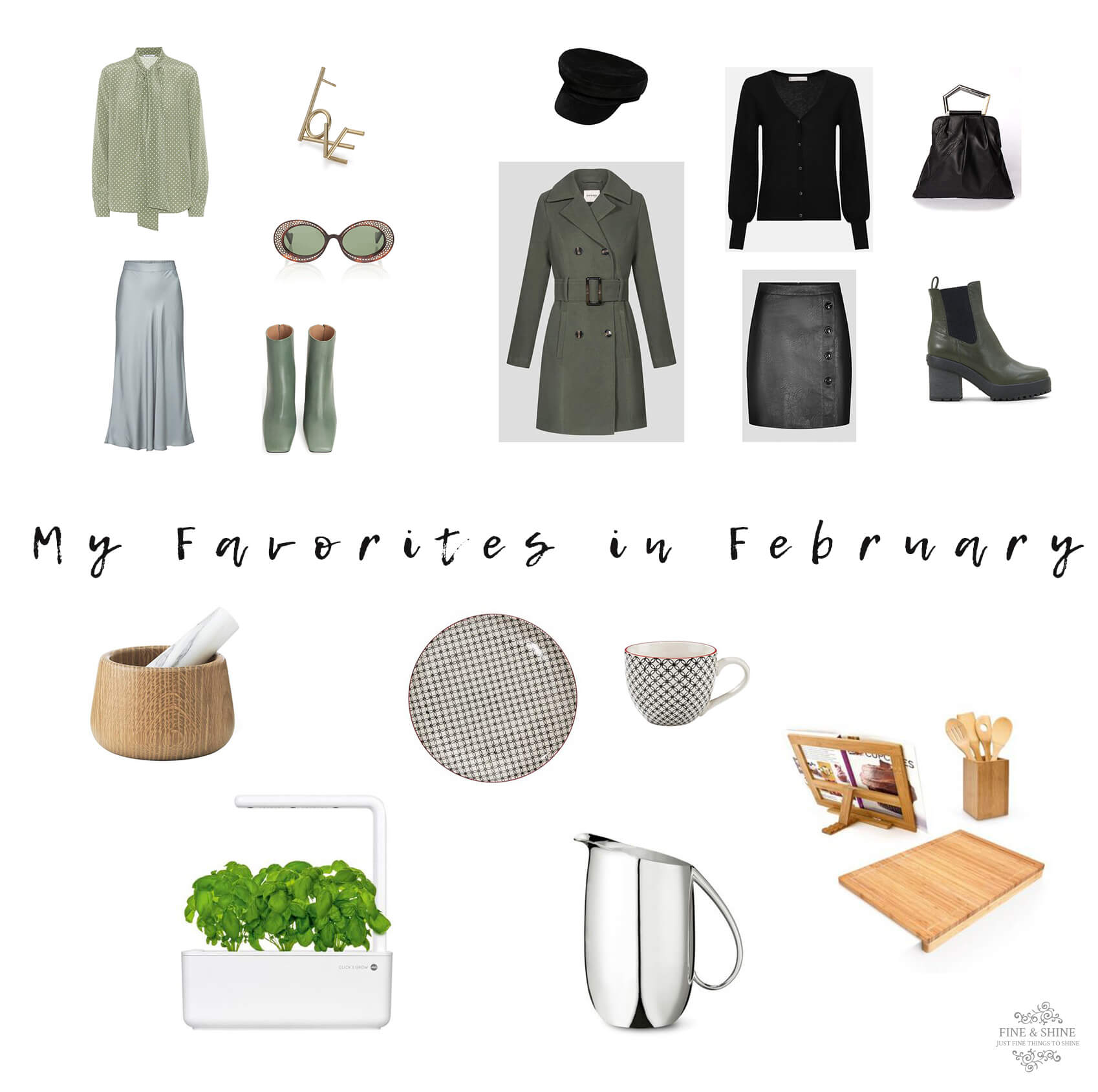 My Favorites in February