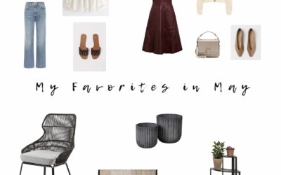 My Favorites in May