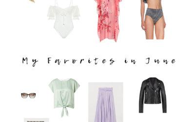 My Favorites in June